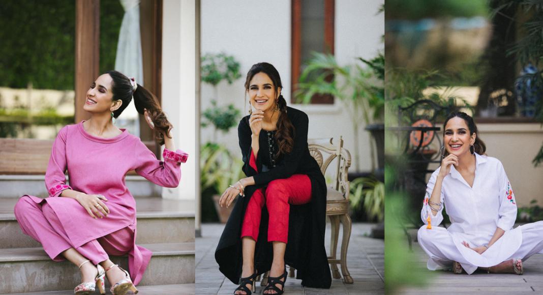Anoushay Abbasi dazzles in her new photoshoot