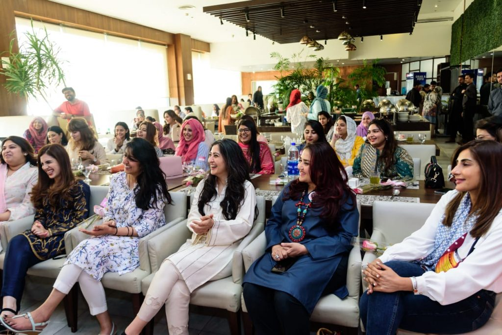 Dolmen Mall Pays Tribute To Women Empowering Others On Occasion Of International Women's Day