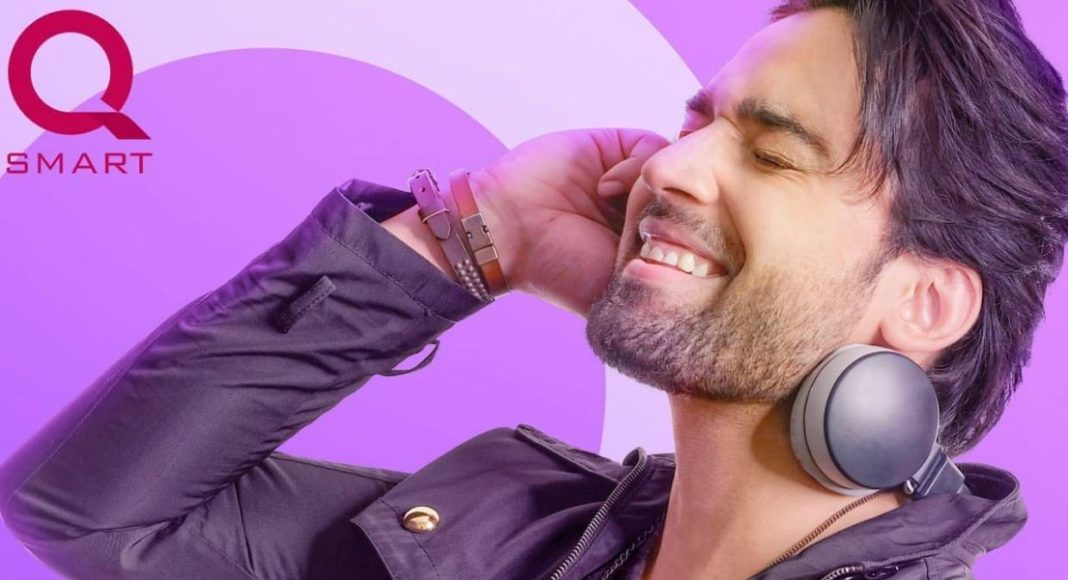 Bilal Abbas Khan Becomes the New Face of QMobile in Pakistan