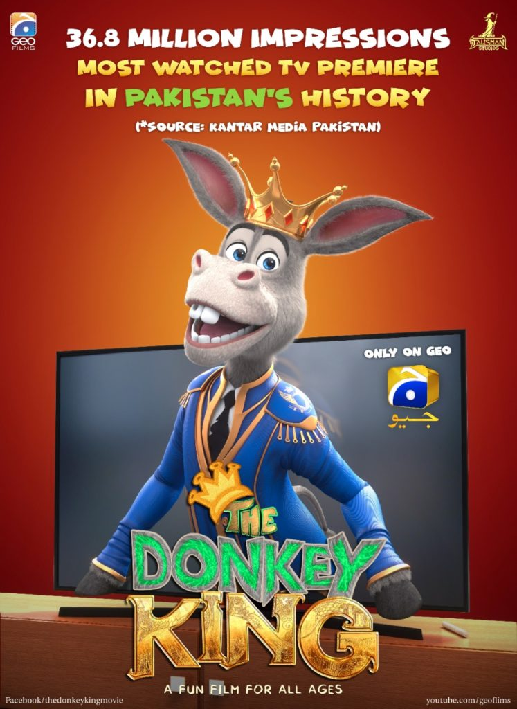 The Donkey King